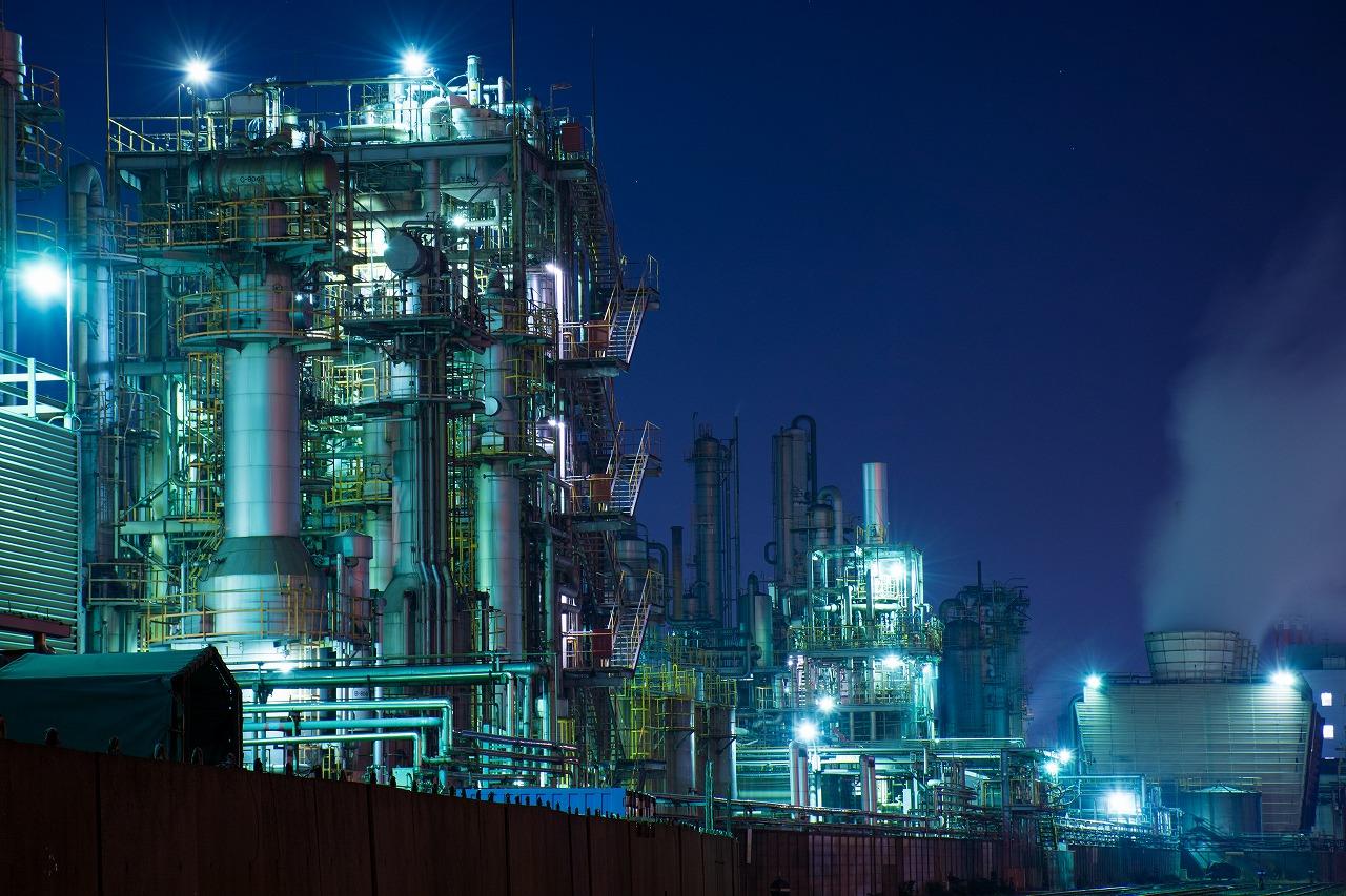 工場の大型機械解体の重要性