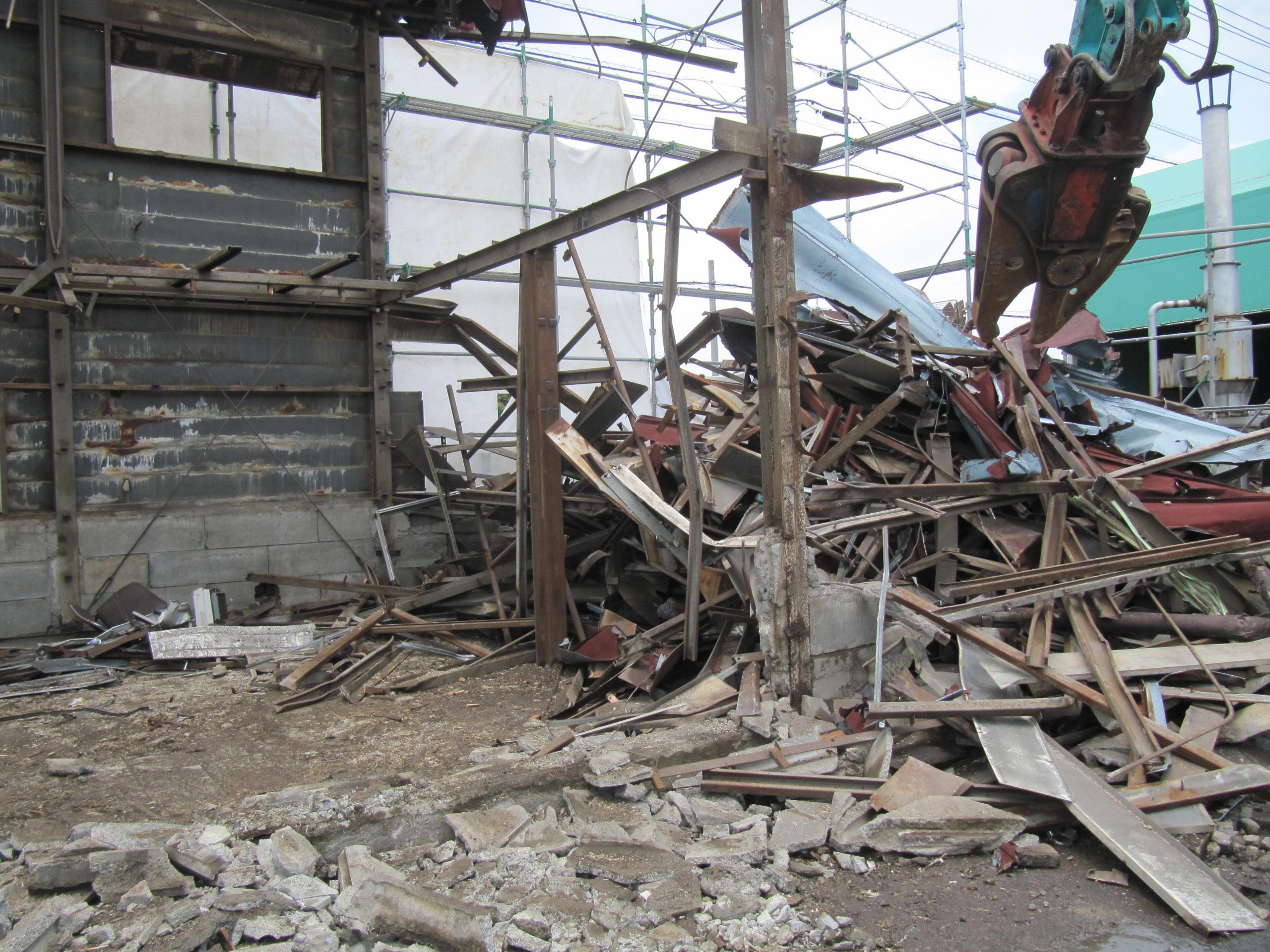 設備や建物の解体でお悩みの方へ、ZEROで無料相談してみませんか?